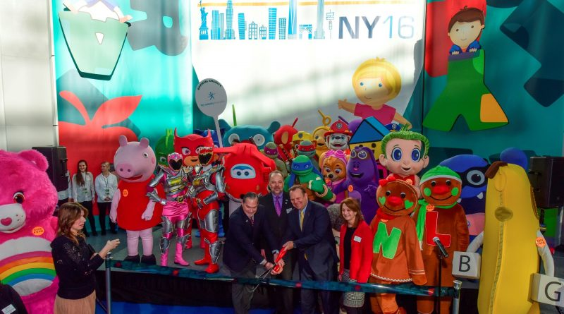"New York, NY | February 14, 2019 –The hottest new toys, games, and youth entertainment products will come to life this weekend when the 116th North American International Toy Fair – the largest toy trade show in the Western Hemisphere – opens its doors at the Jacob K. Javits Convention Center in New York City. Produced by The Toy Association, Toy Fair New York will open Saturday, February 16, with an 8:55 a.m. ribbon-cutting ceremony and a parade of costumed characters. Immediately following the celebration, the show floor will welcome 30,000+ global play professionals – including more than 7,000 international buyers – who will explore the massive 447,000 net square feet of exhibit space overflowing with brand-new playthings from more than 1,000 toy companies. ""New York City once again becomes the epicenter of the global toy community as tens of thousands of industry professionals come to experience Toy Fair. The show is filled with deal-making, networking, after hours events, and tons of enriching educational opportunities – all designed to help our guests grow their businesses and take home actionable knowledge,"" said Steve Pasierb, president & CEO of The Toy Association. ""With the show's square footage sold out, Toy Fair '19 is our largest market event ever and the place to see the most ground-breaking toys, games, and youth entertainment products."" Pasierb added: ""As the only toy show giving professionals direct access to the lucrative $28 billion U.S. toy industry, Toy Fair New York is an essential marketplace for manufacturers, retailers, licensors, inventors, designers, and a host of related businesses from around the world."" Toy Fair will welcome about 1,000 members of the media who will scour the show floor for innovative playthings, retro toys, licensed products, and everything in between. From business-building seminars to information on youth trends, licensing, safety compliance, entrepreneurship, and more, Toy Fair's enhanced line-up of educational programming includes more than 30 sessions that will augment the show experience for global attendees. Special after-hours networking events will also take place throughout Toy Fair week. A full schedule of events can be found below or at www.ToyFairNY.com and through the free Toy Fair mobile app on iTunes or Google Play. Educational sessions are free to all Toy Fair registrants, with the exception of Global Trade & Market Expansion, which is free for Toy Association members; $99 for non-members."