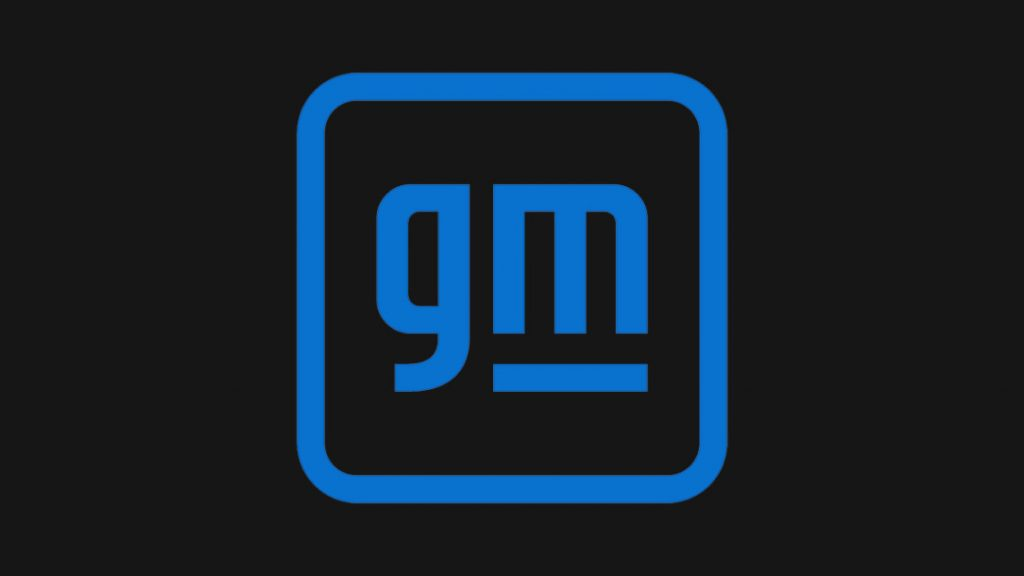 GM's new logo hints at its all-electric future.